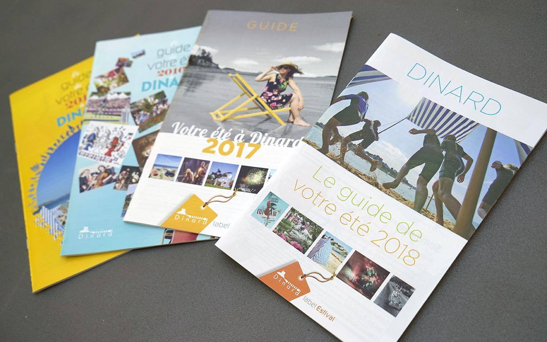 Guides de l'été à Dinard