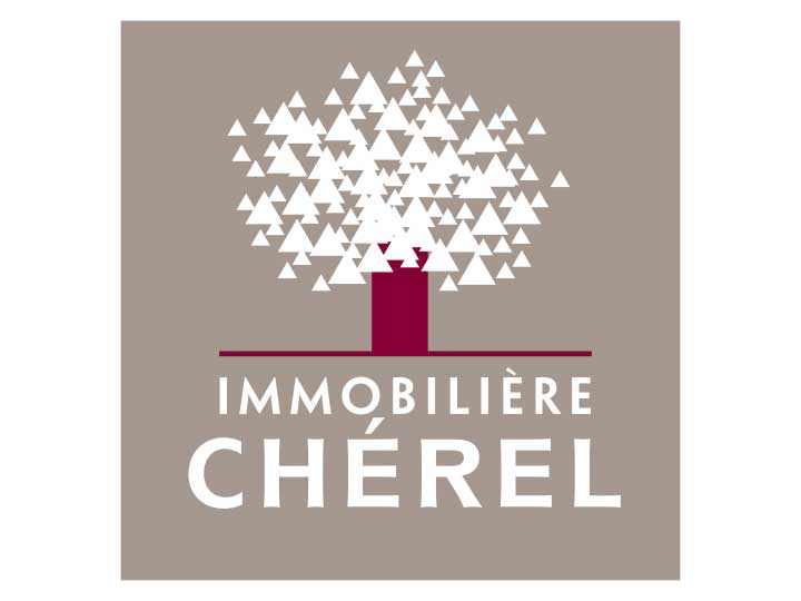 LOGOTYPE IMMOBILIÈRE CHÉREL