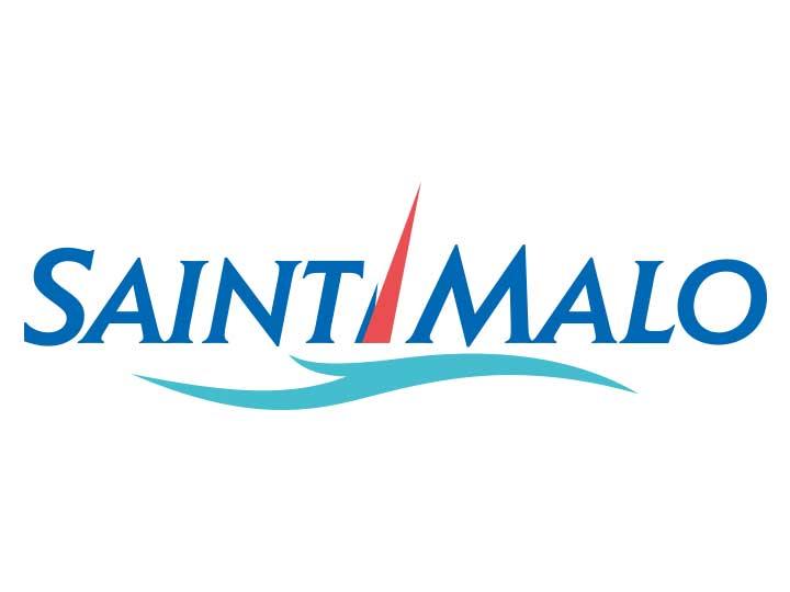 LOGOTYPE VILLE DE SAINT-MALO