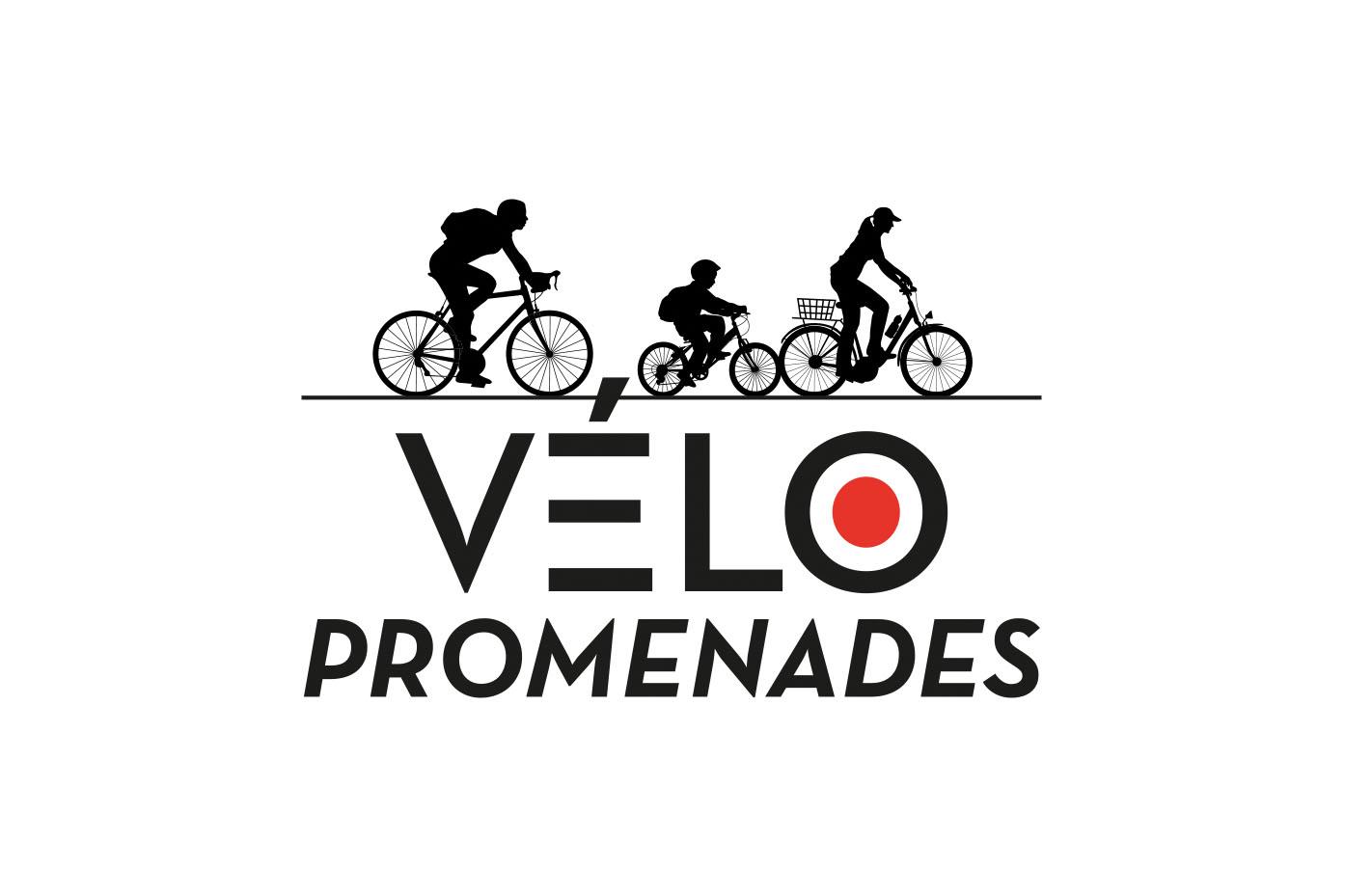 Logo Velo promenade