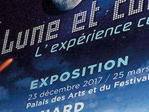 EXPOSITION LUNES ET COMÈTES