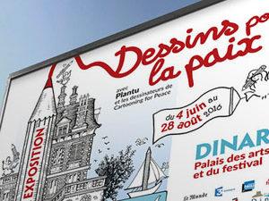 EXPOSITION DESSINS POUR LA PAIX