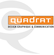 Quadrat-Design Agence Communication, Dinard